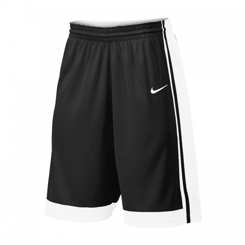 Nike National Short - Noir & Blanc