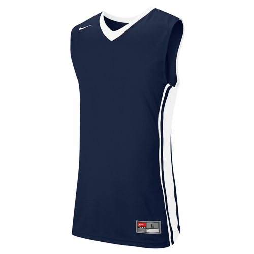 Nike National Jersey - Navy & Blanc