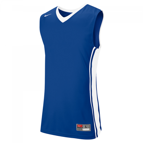 Nike National Jersey - Royal & Blanc