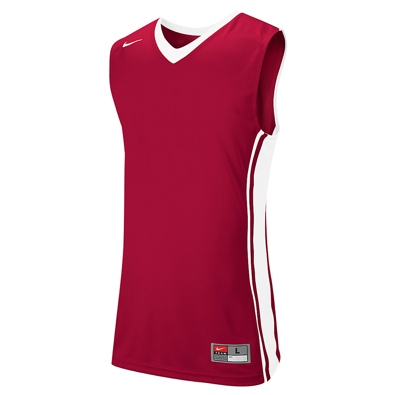 Nike National Jersey - Rouge & Blanc
