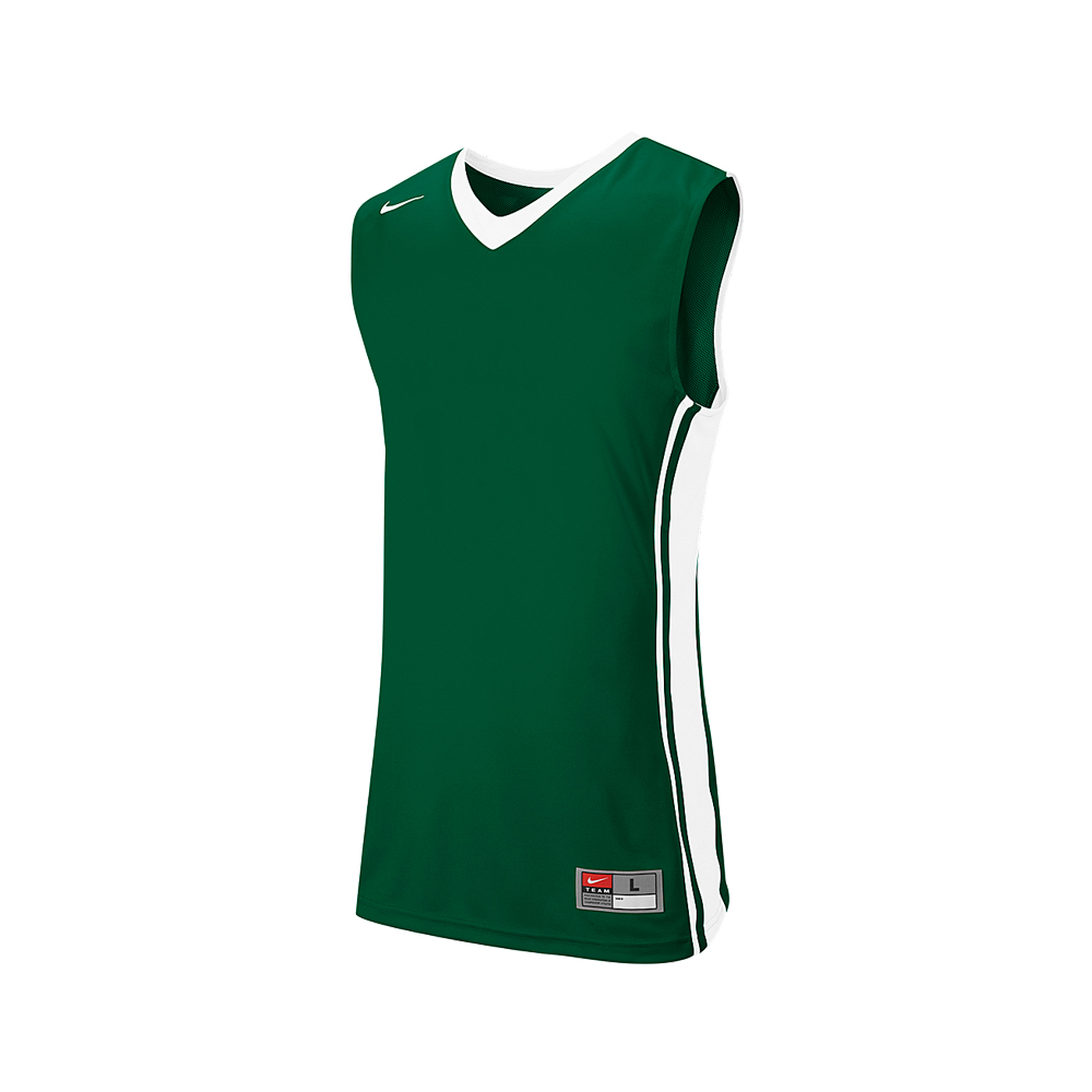 Nike National Jersey - Vert & Blanc