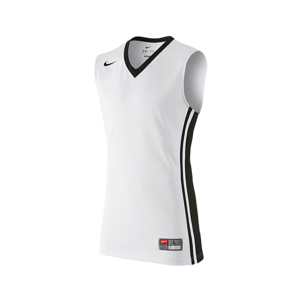 Nike National Jersey - Blanc & Noir