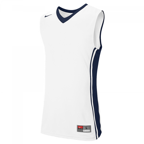 Nike National Jersey - Blanc & Navy