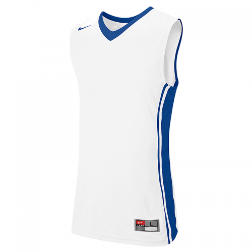 Nike National Jersey - Blanc & Royal