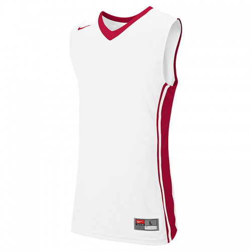 Nike National Jersey - Blanc & Rouge