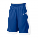 Nike National Short - Royal & Blanc