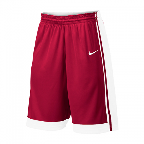 Nike National Short - Rouge & Blanc