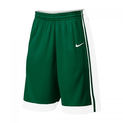 Nike National Short - Vert & Blanc