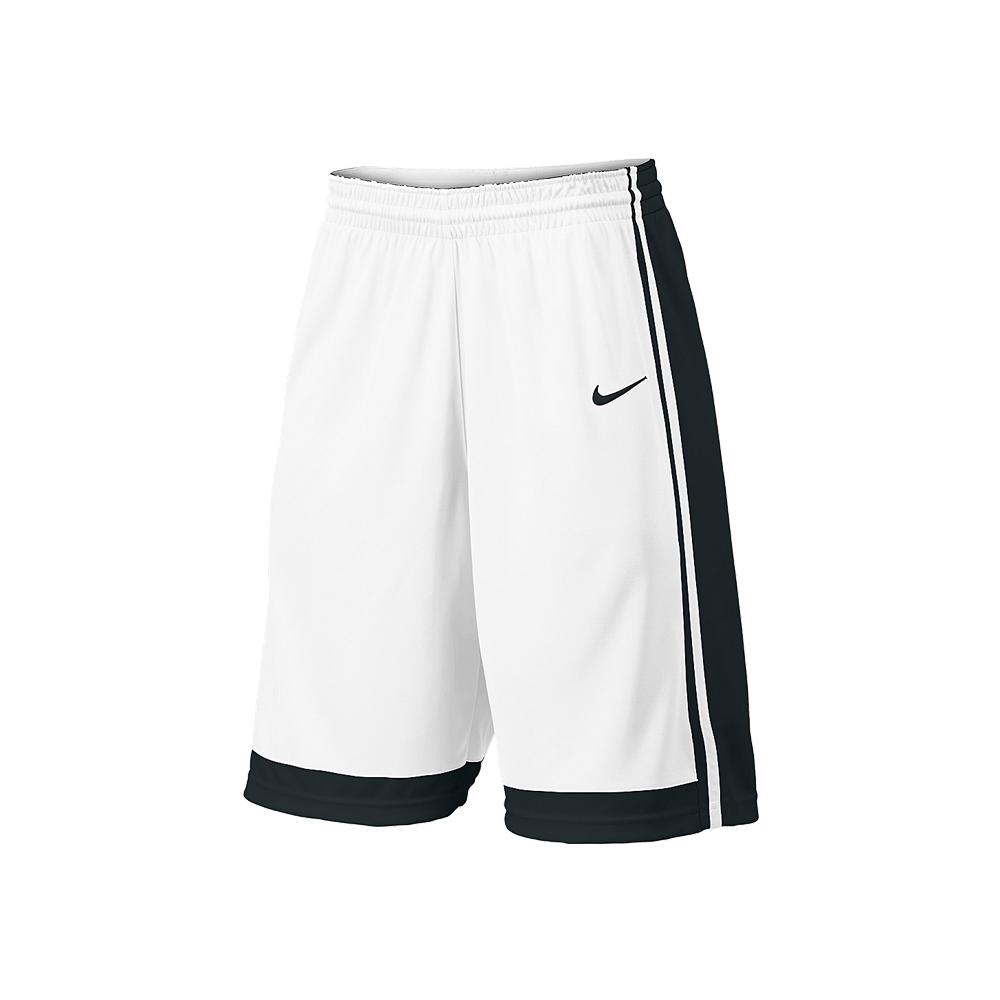 Nike National Short - Blanc & Noir