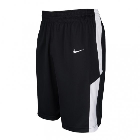 Nike Elite Franchise Short - Noir & Blanc