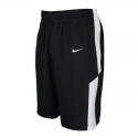 Nike Elite Franchise Short - Noir & Blanc