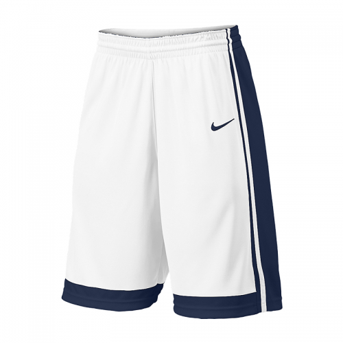 Nike National Short - Blanc & Navy