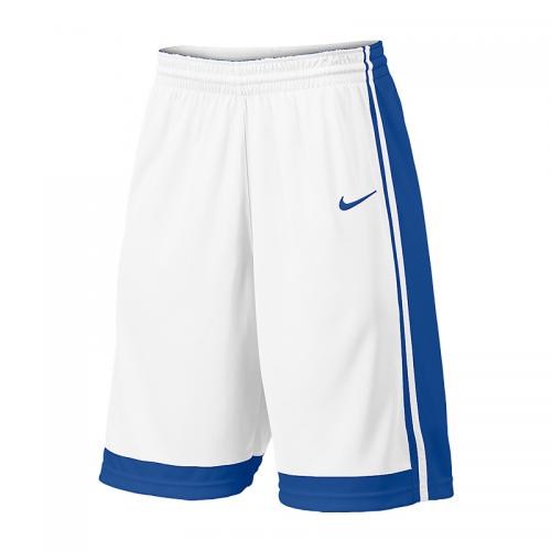 Nike National Short - Blanc & Royal