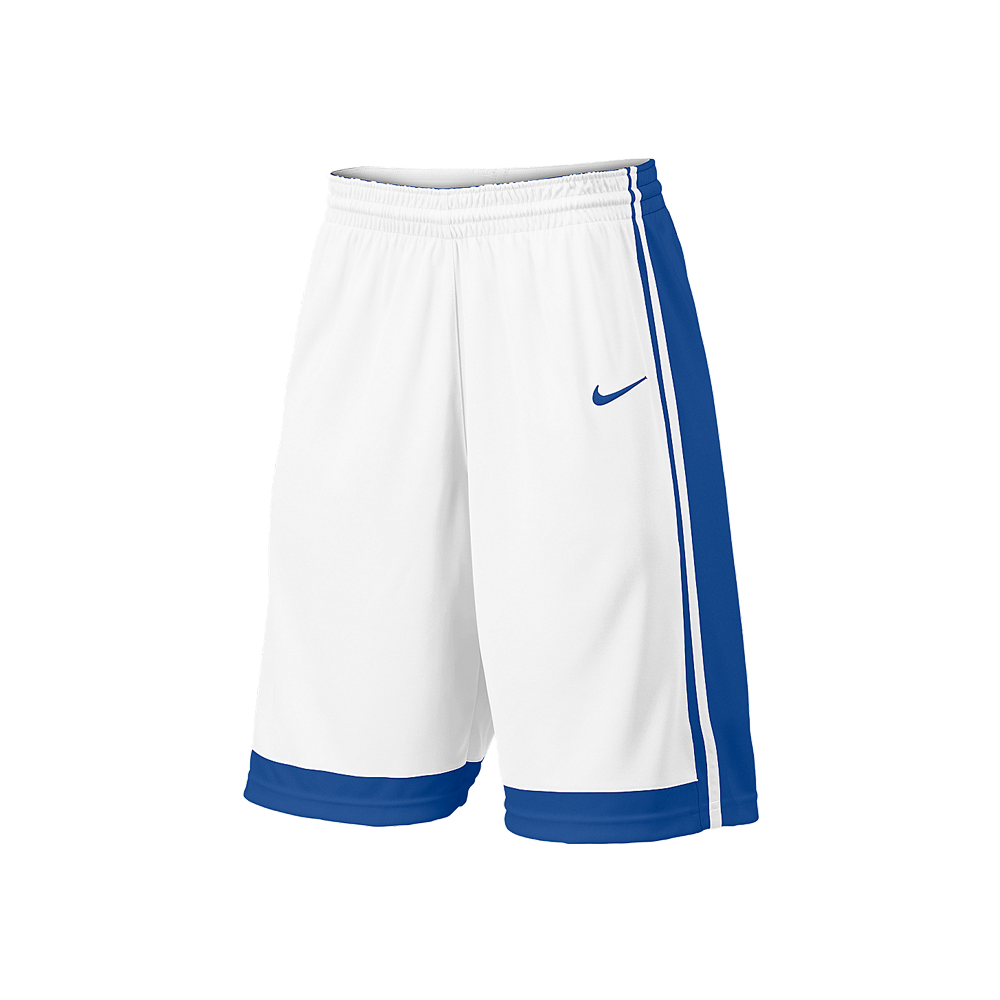Nike National Short - Blanc & Royal