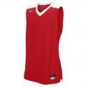 Nike Elite Franchise Jersey - Rouge & Blanc