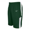 Nike Elite Franchise Short - Vert & Blanc
