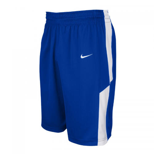 Nike Elite Franchise Short - Royal & Blanc