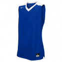 Nike Elite Franchise Jersey - Royal & Blanc