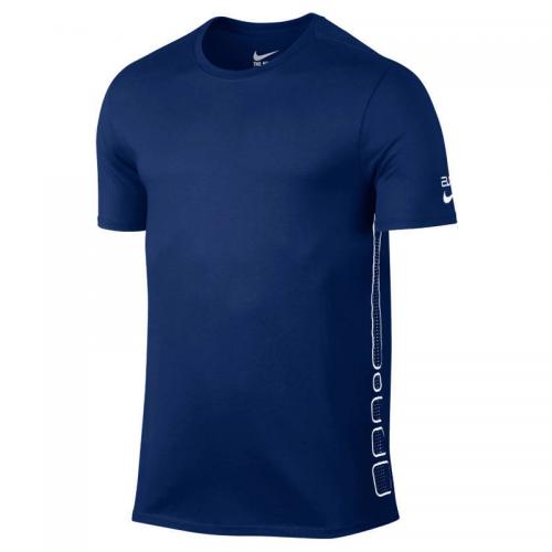 Nike Elite Basketball Tshirt - Bleu Marine