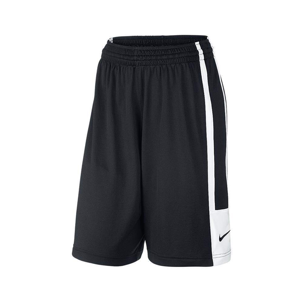 taille 40 5c098 a877f Nike League Reversible Short Femme - Noir & Blanc