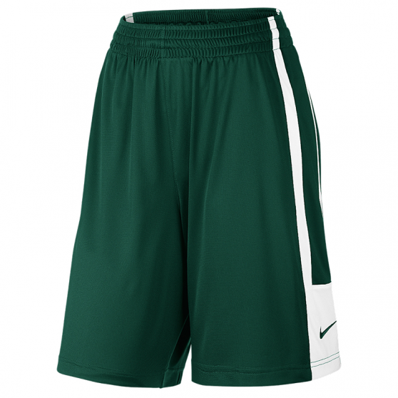 Nike League Reversible Short Femme - Vert & Blanc