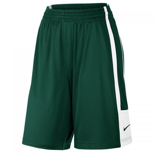 Nike League Reversible Short Femme - Vert & Blanc