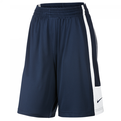 Nike League Reversible Short Femme - Navy & Blanc