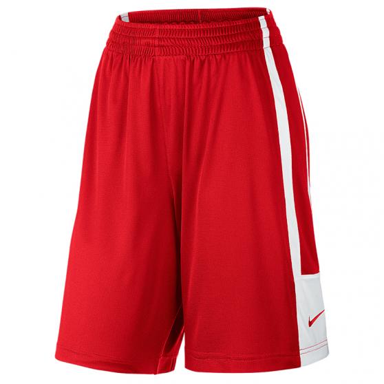 Nike League Reversible Short Femme - Rouge & Blanc