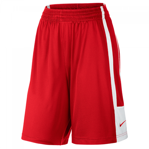 Nike League Reversible Short Femme - Rouge & Blanc