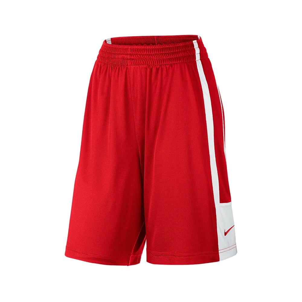 Rougeamp; Nike League Blanc Short Femme Reversible ARLq34j5