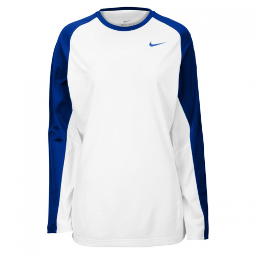 Nike Elite Shooter Femme - Blanc & Royal