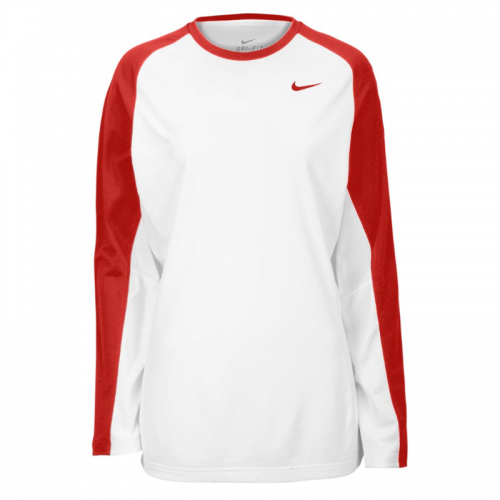 Nike Elite Shooter Femme - Blanc & Rouge