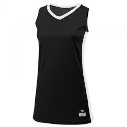 Nike Fastbreak Jersey - Noir & Blanc