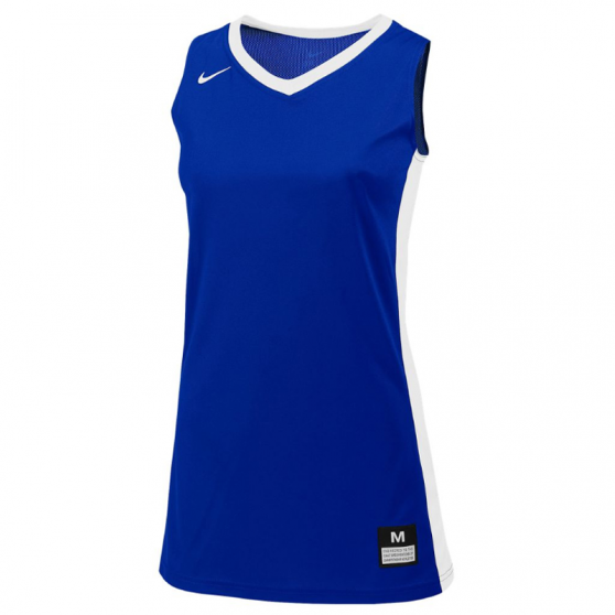Nike Fastbreak Jersey - Royal & Blanc