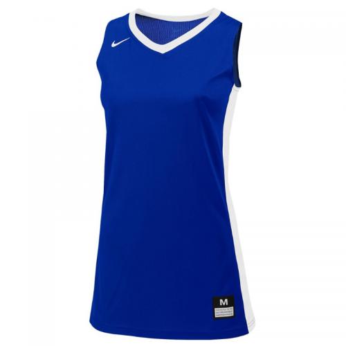 Nike Fastbreak Jersey - Royal & Blanc