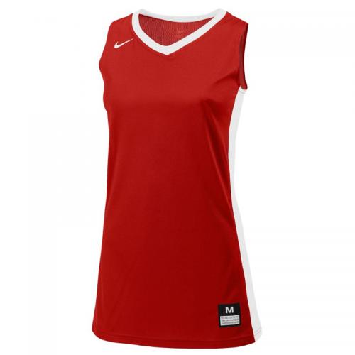 Nike Fastbreak Jersey - Rouge & Blanc