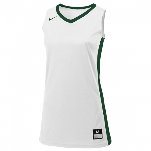 Nike Fastbreak Jersey -  Blanc & Vert