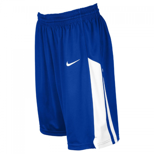 Nike Fastbreak Short - Royal & Blanc