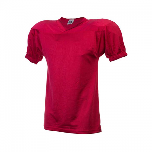 MM Football Jersey - Scarlet