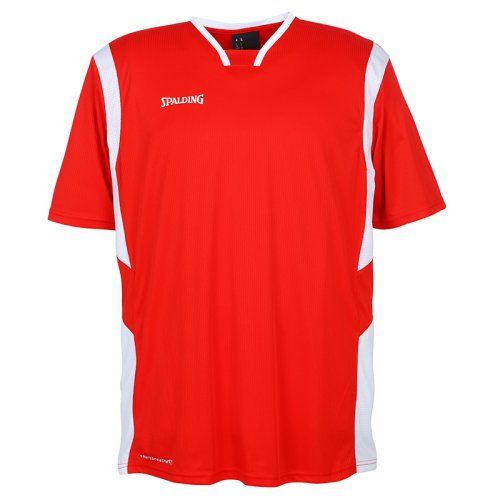 Spalding All Star Shooting Shirt - Rouge