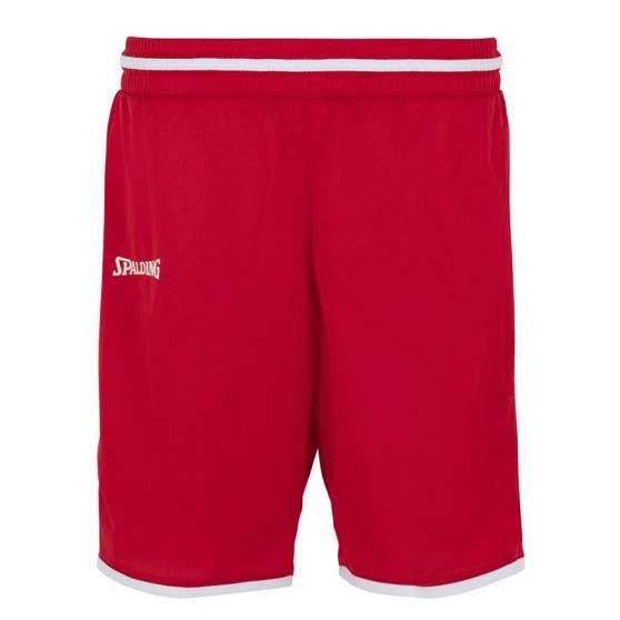 Spalding Move Shorts Women - Rouge