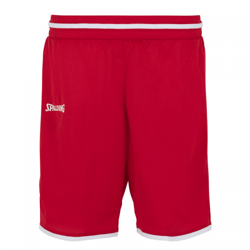 Spalding Move Shorts Women - Rouge