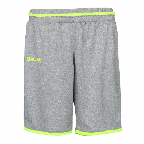 Spalding Move Shorts Women - Gris Chiné