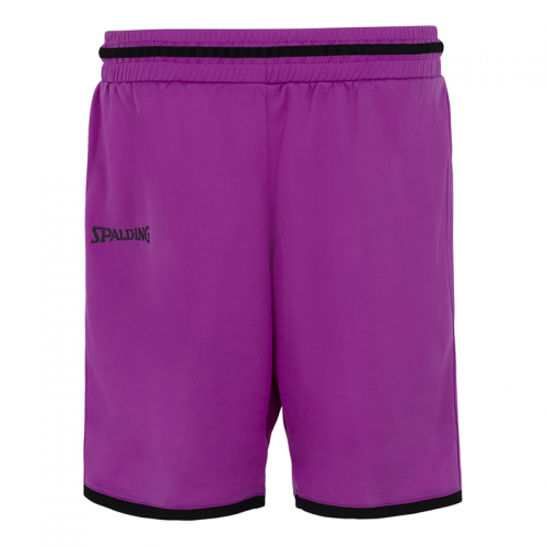 Spalding Move Shorts Women - Violet