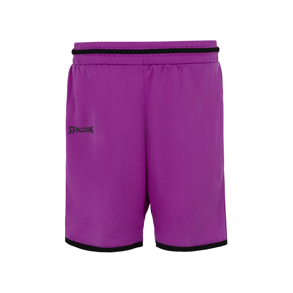 Spalding Move Shorts Women - Violet