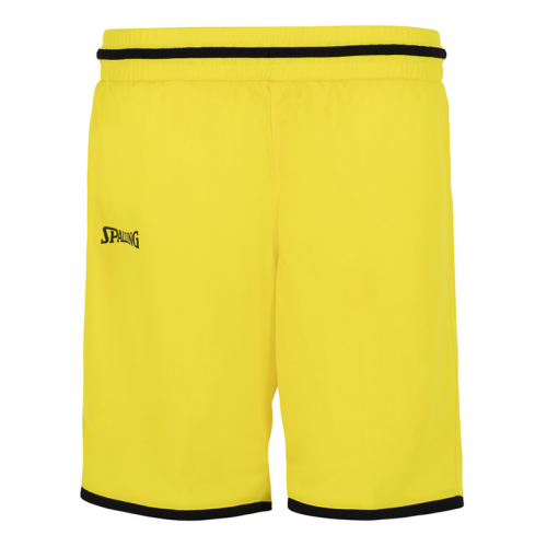 Spalding Move Shorts Women - Jaune