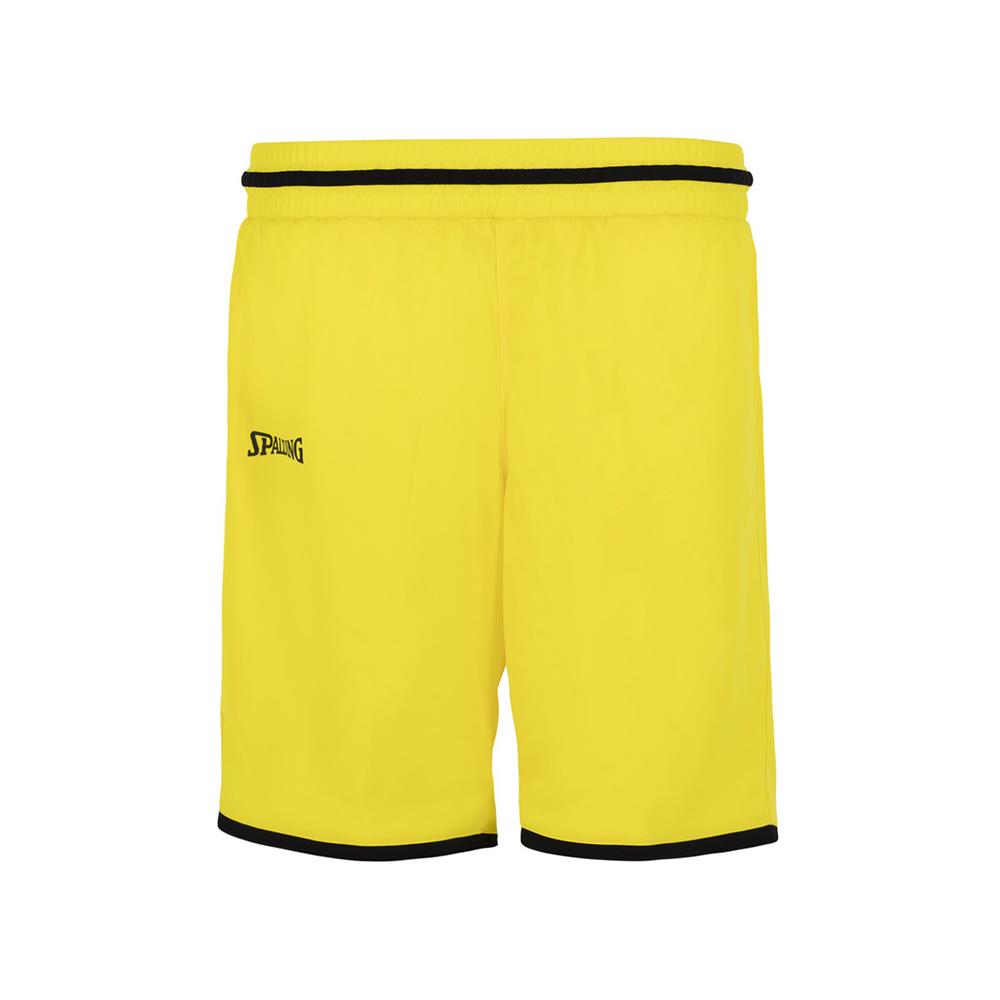 Spalding Move Shorts Women - Jaune