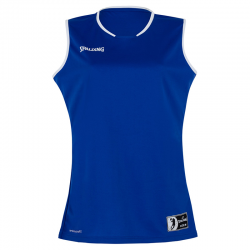 Spalding Move Tank Top Women - Royal