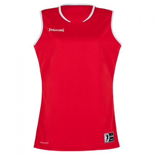 Spalding Move Tank Top Women - Rouge
