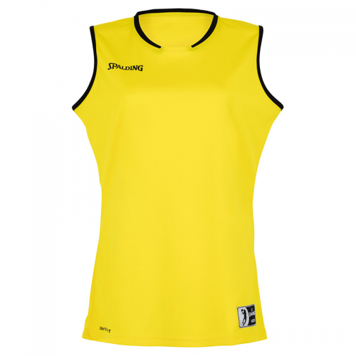 Spalding Move Tank Top Women - Jaune